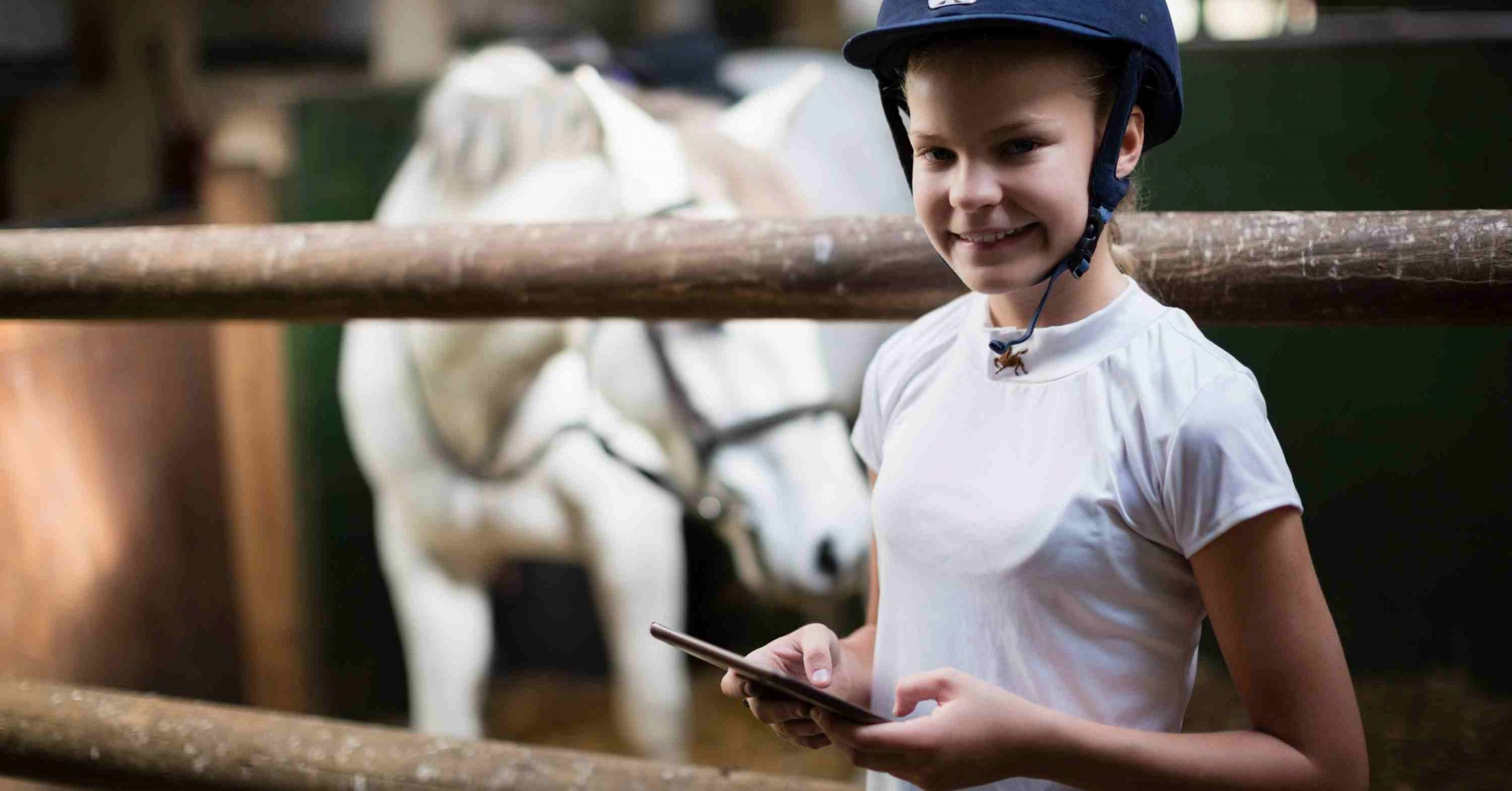 Helping a Racing Horse Stud start their Digital Journey with a Mobility solution