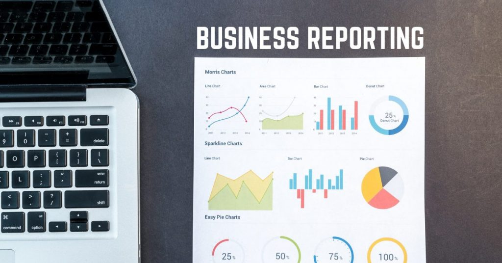 Business Reporting: 7 Steps to create an efficient data dashboard